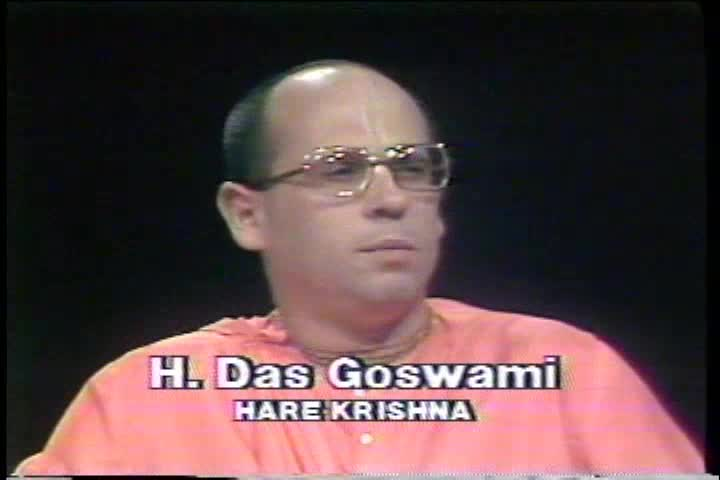 In the Name of God -- Hare Krishna Brainwashing Debate with Ted Patrick