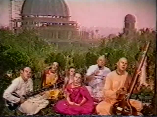 Leaders of the USSR -- Gaura Gopal and the Traveling Temple Band