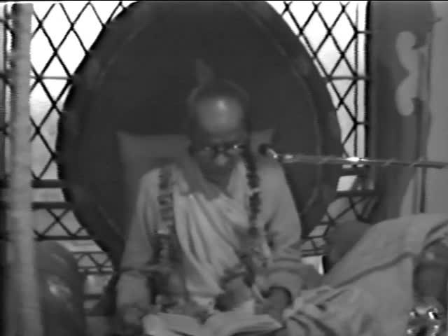Srimad Bhagavatam 1.2.6 -- Srila Prabhupada