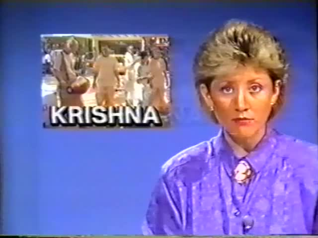 Traveling Temple Australia -- Darwin 1985