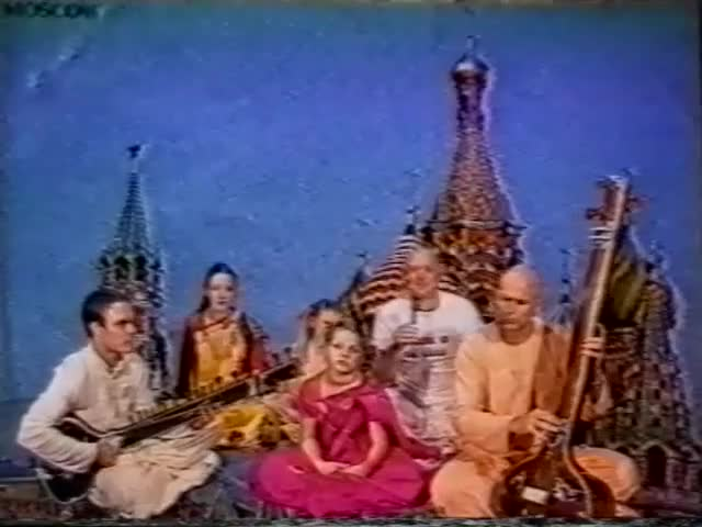 Traveling Temple Australia -- Leaders of the USSR Film Clip -- Gaura Gopal