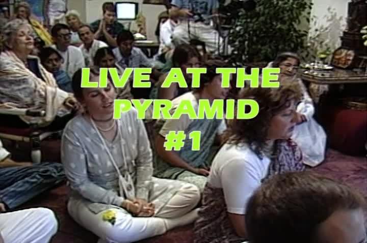 Nirantara Live at Pyramid House 1 (Video Problem - Only 1 Camera Available)