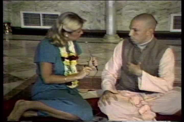 Mid Morning LA on Hare Krishna Brainwashing