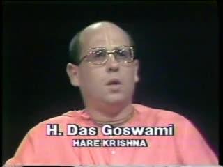 De-programming the Hare Krishna's Ted Patrick -- 1979
