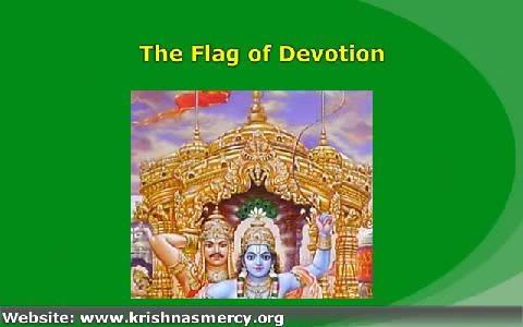 Hanuman - The Flag of Devotion