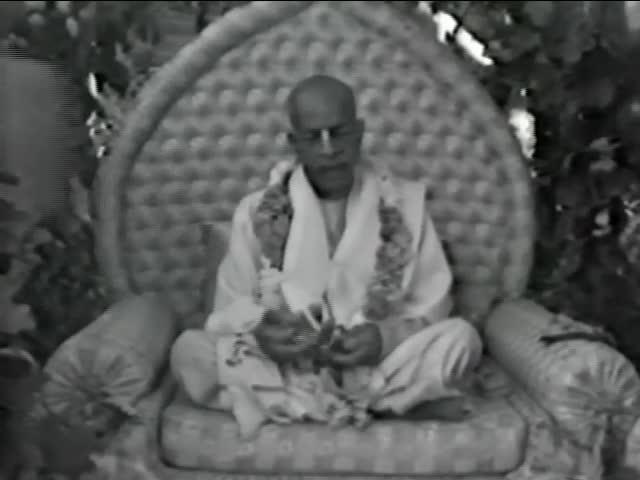 Srimad Bhagavatam 1.2.19 Lecture