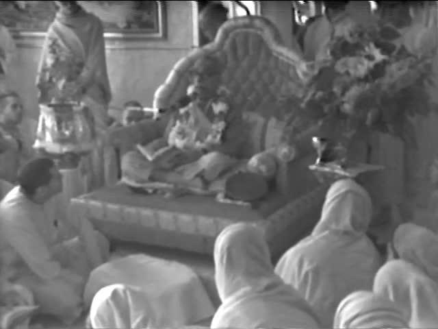 Srila Prabhupada Speaks on Srimad-Bhagavatam 1.8.30