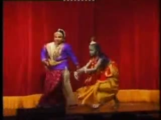 Sri Damodar Lila Play by Chowpatty ISKCON