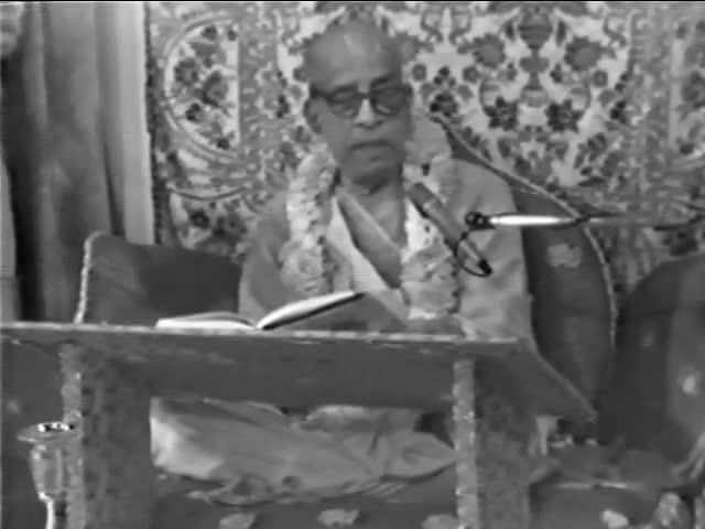 Prabhupada Speaks on Srimad Bhagavatam 1.14.44
