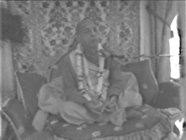 Srila Prabhupada Speaks on Srimad-Bhagavatam 1.8.21