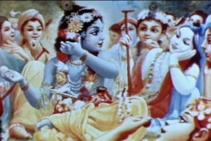 Vrindavan, Land of Krishna