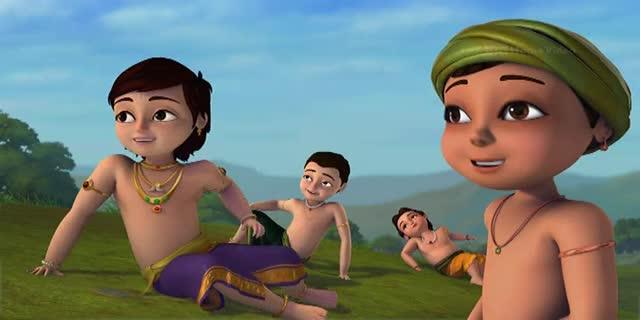 Little Krishna -- The Mystery of the Vanishing Sheep - HD - S1 E11