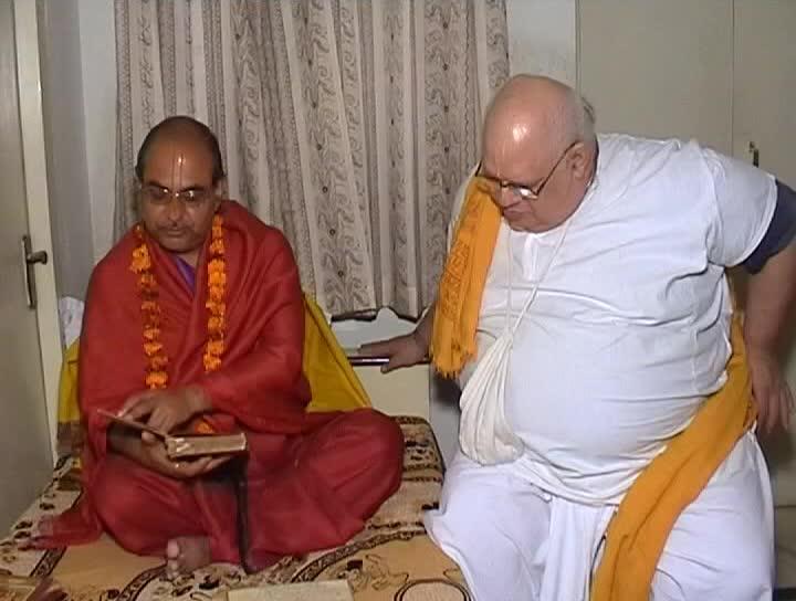Radha Raman Padmanaba Goswami Interview Part 2