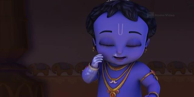 Little Krishna -- Witch Trap HD (S1 E13)