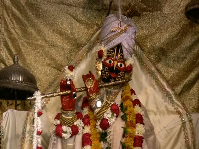 Vrindavan The Gopinatha Temple