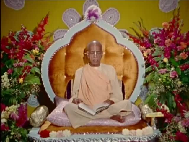Srimad Bhagavatam 1.1.1 -- Srila Prabhupada
