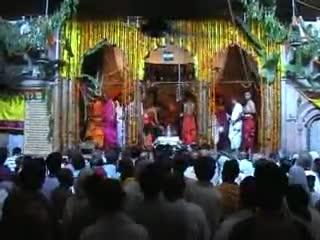 Sri Radha Raman Abhisek Vrindavan