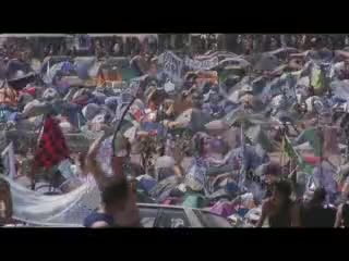 Hare Krishna Woodstock