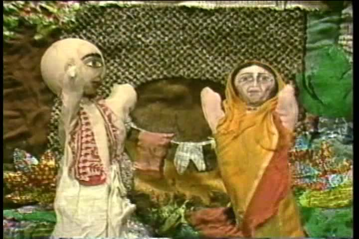 The Story of Sudama Vipra Puppet Show