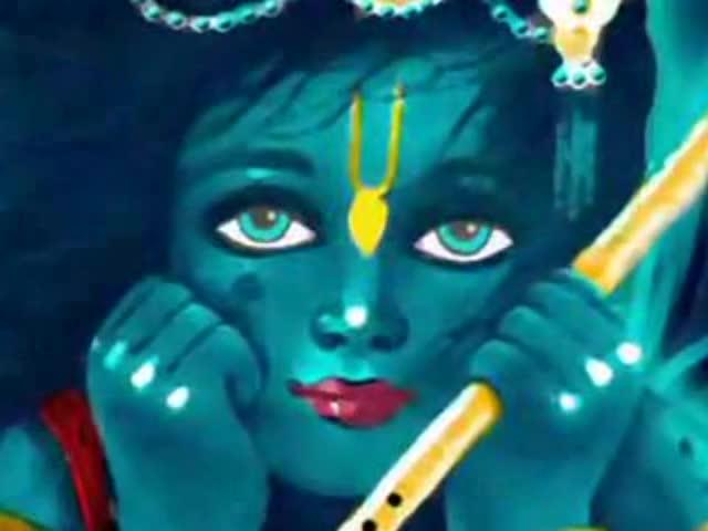 Krishna Music Video -- Radhe Sham with English verses