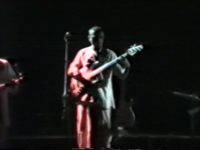 Ramai Swami's Australian Hare Krishna Band Live in 1992