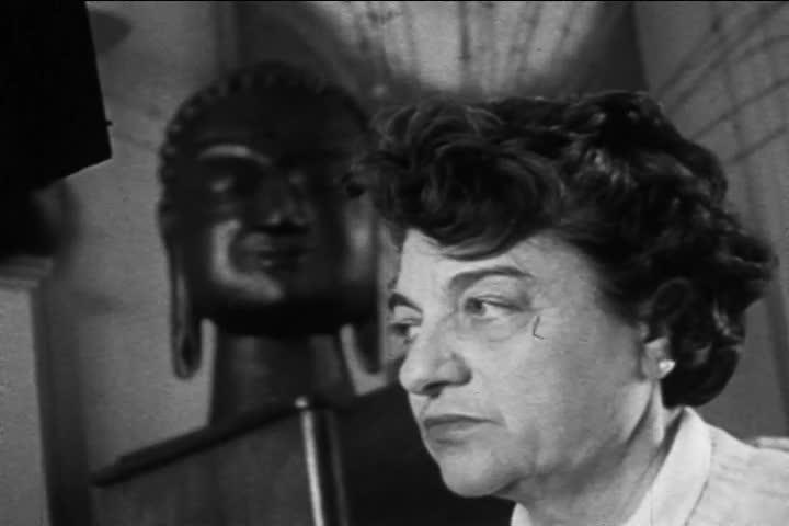 Srila Prabhupada at Dr Misras Ashram New York 1965