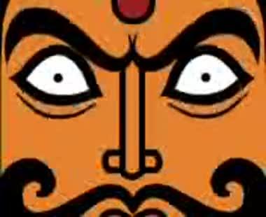 Lord Krishna's Pastime Killing of the Demon Agasura