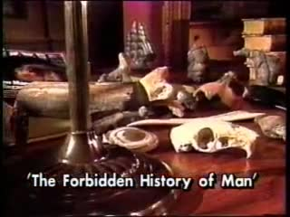 Hidden History of the Human Race Authors Tour 1994