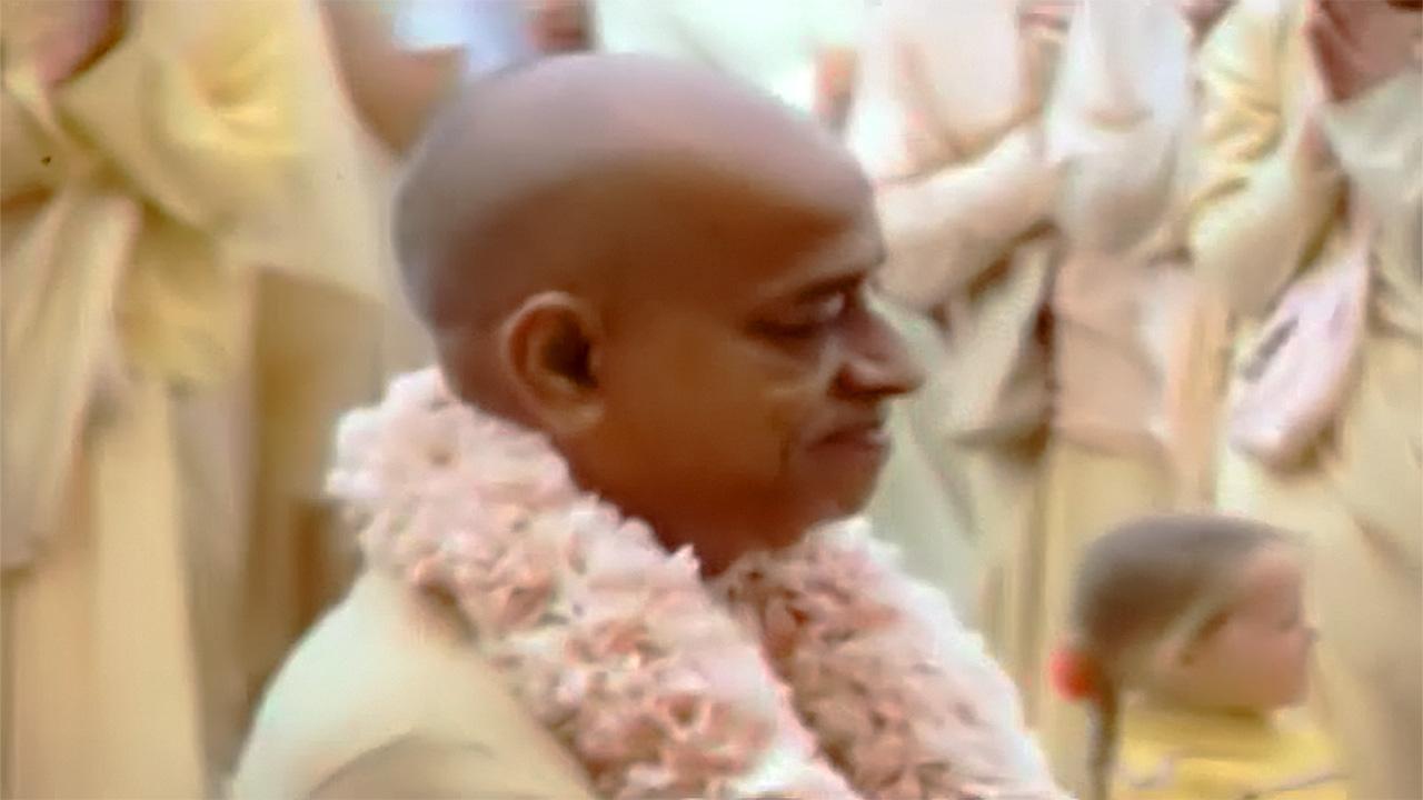 Prabhupada Darshan Part 2 -- Summer of 1970
