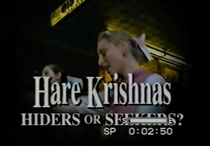 Hiders and Seekers -- The Hare Krishnas (Full Version on Australian Television)