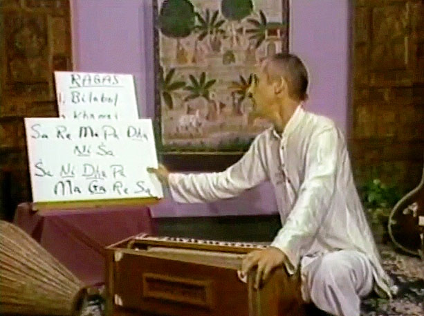 Harmonium Lessons with Vaiyasaki dasa Part 2