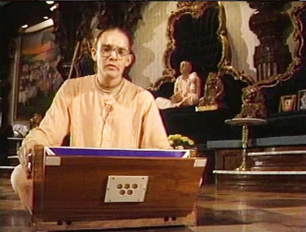 Visnujana Melodies Harmonium Lessons with Sunanda dasa